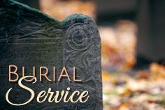 Burial Service Options at Fee & Sons Funeral Home