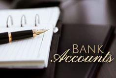 Bank Account Information