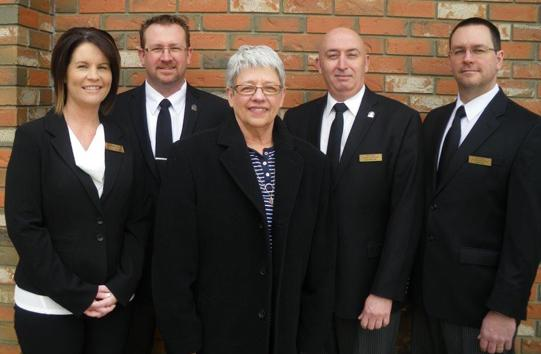 The Staff at Fee & Sons Funeral Home