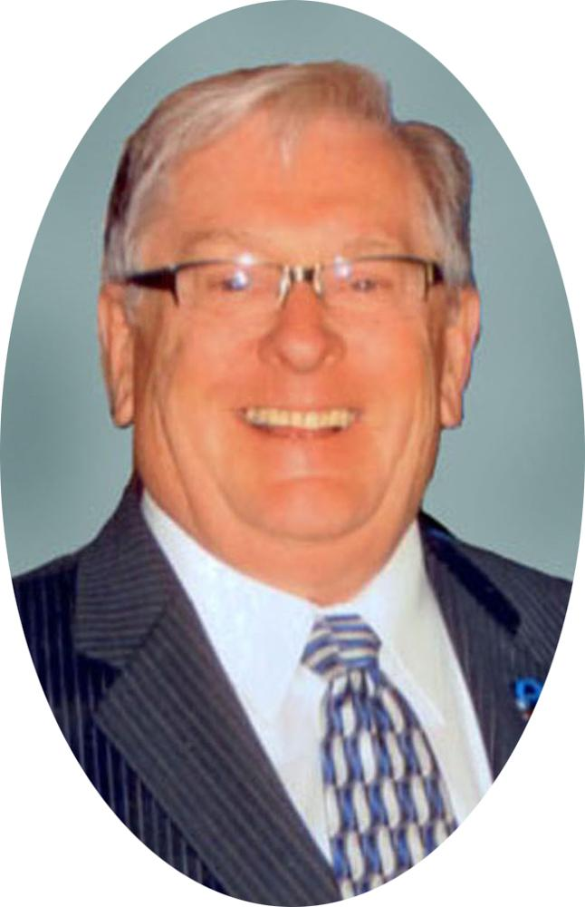 Reg Fee, Owner and Licensed Funeral Director of Fee & Sons Funeral Home