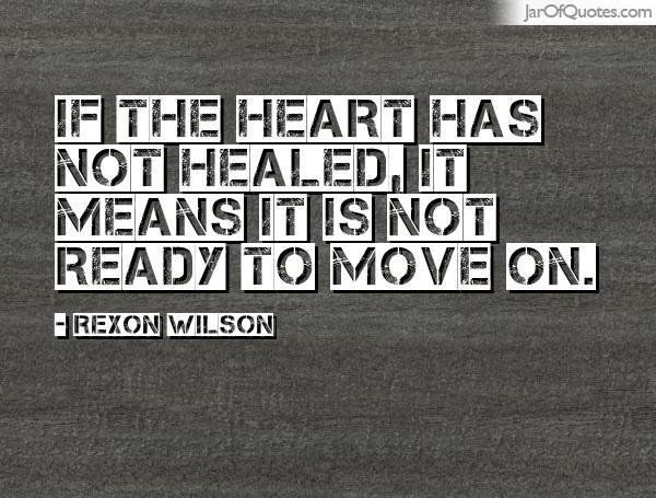 What to Do When Your Head is Ready to Move on but Your Heart is Not